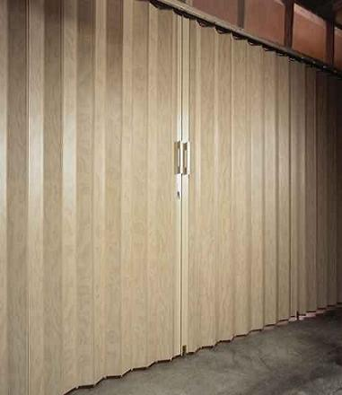 Accordion doors folding doors for Commercial room dividers sliding