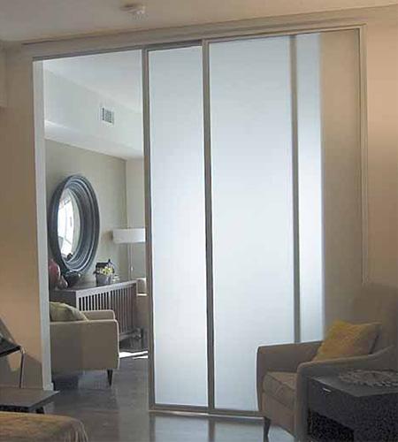 closet doors mirrored doors bypass frameless. Black Bedroom Furniture Sets. Home Design Ideas
